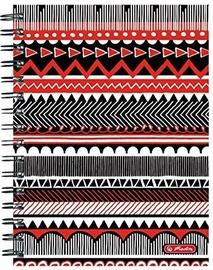 Herlitz Spiral Notepad A5/100p Etno/50010080