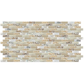 SN Decoration Board 498x980mm Mosaic Asteria
