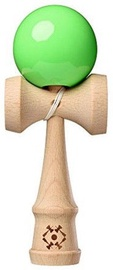 Kendama USA Tribute Super Stick Neon Green