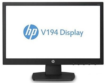 "Monitorius HP V194, 18.5"", 5 ms"