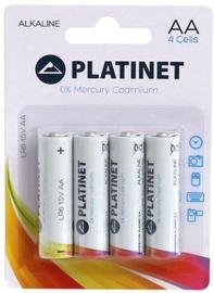 Platinet MN1500 Alkine Batteries 4pcs