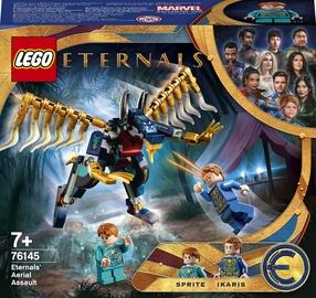 Конструктор LEGO Super Heroes 76145, 133 шт.