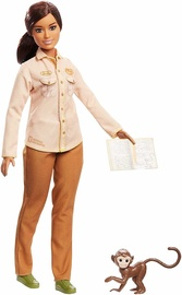 Mattel Barbie Wildlife Conservationist Doll GDM48