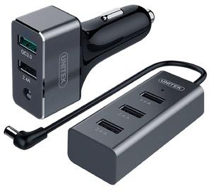 PQI Y-P530A+ 5 USB 2.4A 60W