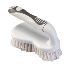 SN Utility Handbrush 19700 White/Gray 000051111097