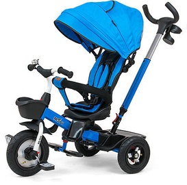 Milly Mally Movi Tricycle Blue