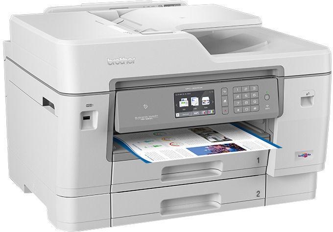 Многофункциональный принтер Brother MFC-J6945DW, струйный, цветной