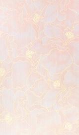 Apdailos dailylentė, Okko, RL3080, Orange Orchid, 2.7x0.25x0.005 m