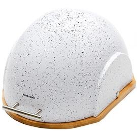 Mayer & Boch Bread Bin 26260 White