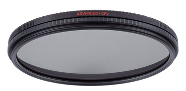 Manfrotto Advanced CPL Filter 62mm