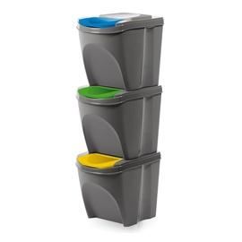 Atkritumu šķirošanas sistēma Prosperplast Sortibox, 20