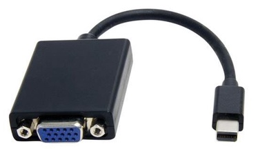 Akyga Adapter Mini Diplayport / VGA Black