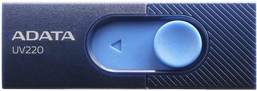 USB флеш-накопитель ADATA UV220 Navy Blue, USB 2.0, 16 GB