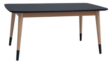 Black Red White TXL 021 Coffee Table Black