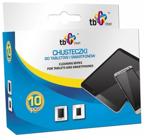 TB Clean Cleaning Wipes For Tablets And Smartphones