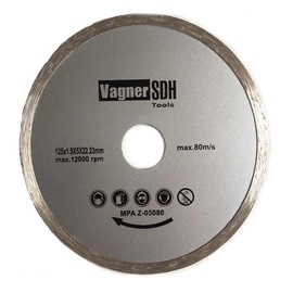 Griezējdsisks dimanta Vagner SDH 115x1,9x22,23mm