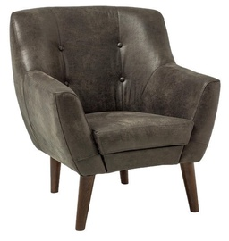 Signal Meble Mason Armchair Brown
