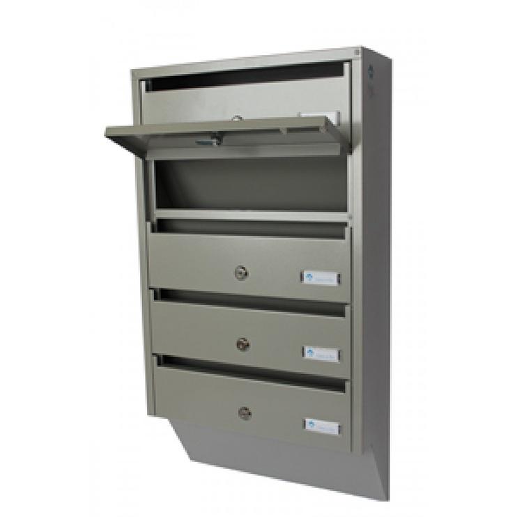 Pašto dėžutė Glori ir Ko PD935, vidaus
