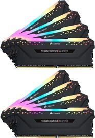 Corsair Vengeance RGB PRO Black 64GB 3600MHz CL18 DDR4 KIT OF 8 CMW64GX4M8X3600C18