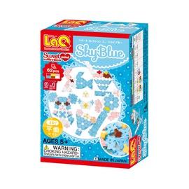 Konstruktorius LaQ Sweet Collection Mini Sky Blue