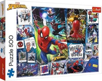 Trefl Puzzle Spiderman Superheroes 500pcs 733893