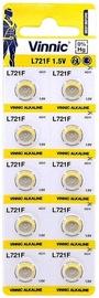 Vinnic AG11 L721F Batteries 10x