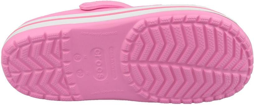 Čības Crocs Crocband Pink 39-40