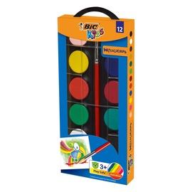 Akvarelė Bic 947708, 12 spalvų