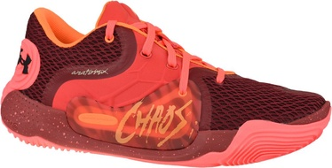 Under Armour Spawn 2 Basketball Shoes 3022626-600 Red 47.5