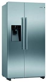 Bosch Serie 6 KAD93VIFP Refrigerator Inox