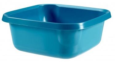 Curver Essentials Square Bowl 12L Blue