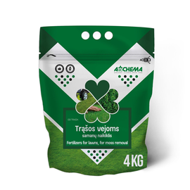 Achema Fertilizer For Lawn-moss 4kg