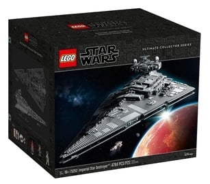 Konstruktorius LEGO Star Wars Imperial Star Destroyer 75252