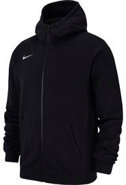 Nike JR Sweatshirt Team Club 19 Full-Zip Fleece AJ1458 010 Black L