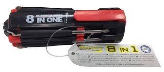 Bottari 8 in 1 Multi Screwdriver 24032
