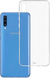 3MK Armor Back Case For Samsung Galaxy A70 Transparent