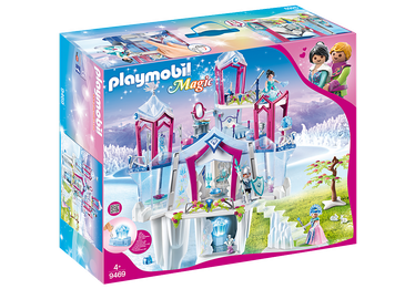 Konstruktorius Playmobil Magic 9469 kristalų pilis