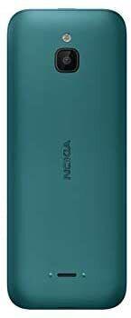 Мобильный телефон Nokia 6300 4G, синий/зеленый, 512MB/4GB
