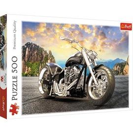 Dėlionė motociklas 37384, 500d