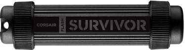 USB atmintinė Corsair Survivor Stealth, USB 3.0, 64 GB