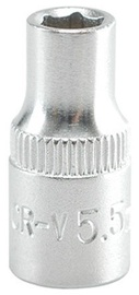Yato Hexagonal Socket 1/4'' 5.5mm