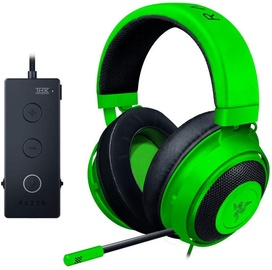 Ausinės Razer Kraken Tournament Edition Gaming Headset Green