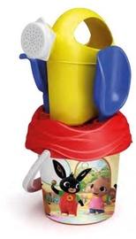 Smilšu kastes rotaļlietu komplekts Adriatic Bing, daudzkrāsains