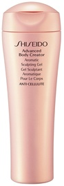 Shiseido Advanced Body Creator Aromatic Sculpting Gel 200ml