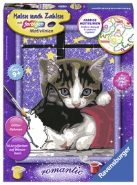 Ravensburger Painting By Numbers Cuddling Kittens 285617
