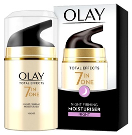 Olay Total Effects 7in1 Night Firming Moisturiser 37ml