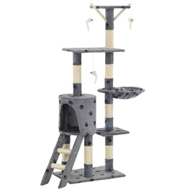 Когтеточка для кота VLX Cat Tree, 490x350x1390 мм