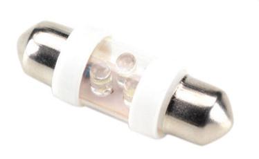 Автомобильная лампочка Bottari Torpedo 3 White LED Festoon 2pcs 17825