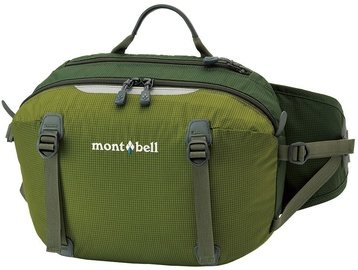 Montbell Trail Lumbar Pack 7 Green