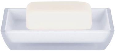 Spirella Freddo Soap Dish Plastic White